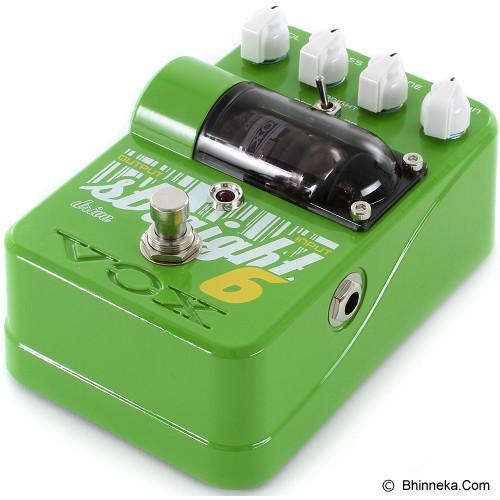 VOX Tone Garage Straight 6 Overdrive [TG1ST60D] - Gitar Stompbox Effect